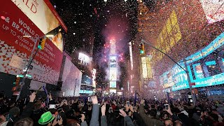 NYPD announces big NYE security plan