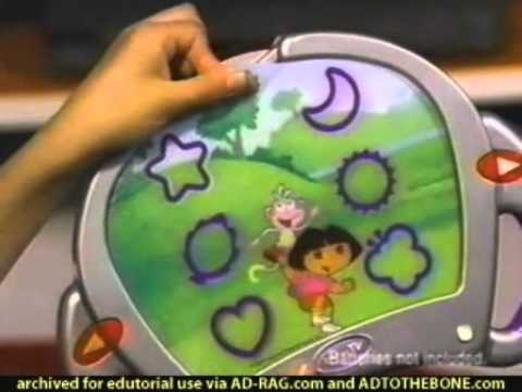 Fisher Price InteracTV Commercial 2004