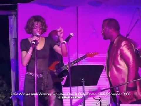 Whitney Houston - I'll Take You There [Live 2000]