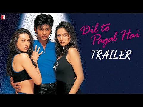 Dil To Pagal Hai is listed (or ranked) 15 on the list The Best Shahrukh Khan Movies