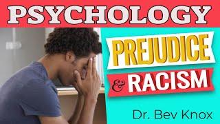 Learn Psychology While You Sleep - Prejudice, Discrimination & Racism