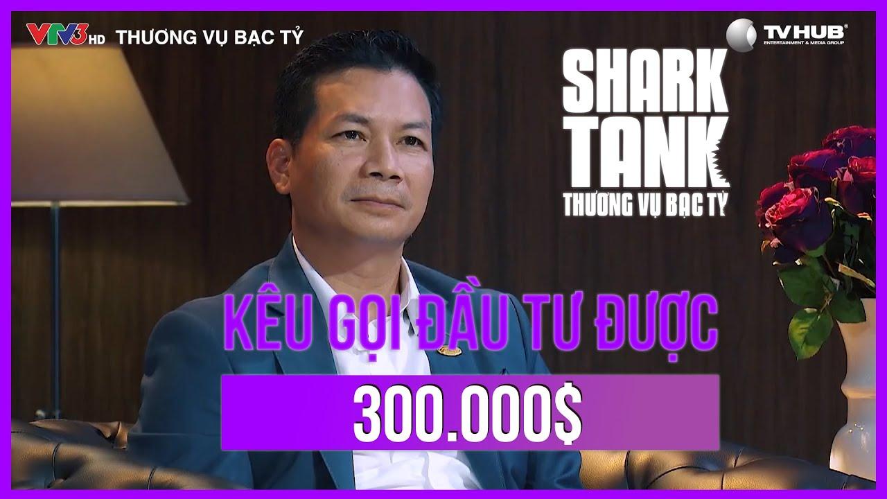 Kỷ Lục Startup Nhận Số Tiền Đầu Tư Gấp 6 Lần Số Tiền Mong Muốn | Shark Tank Việt Nam | Mùa 2 - Tập 1