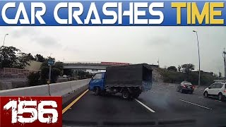 Car Crashes Compilation - Best of the Week - Episode #156 HD