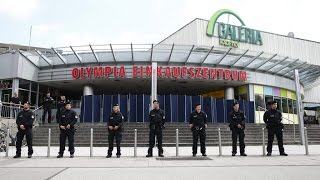 Teenager who killed nine people in Munich researched massacres