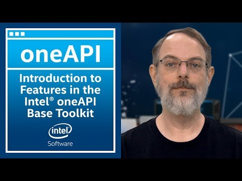 Introduction to AI Features in the Intel® oneAPI Base Toolkit | oneAPI | Intel Software