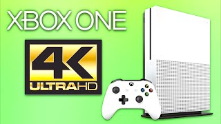 Xbox One Slim - 4K Gameplay & More!