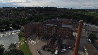 West Mill, Derby Wedding Video | Louise + Adam