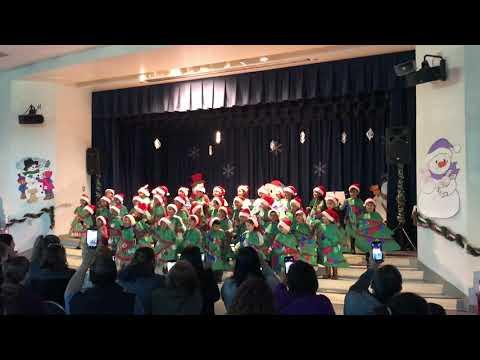 Loreto Street Elementary School Christmas Performance December 13, 2018