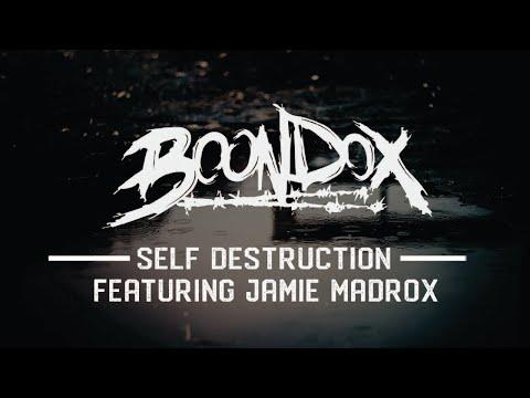Boondox ft. Jamie Madrox - Self Destruction (Official Lyric Video)