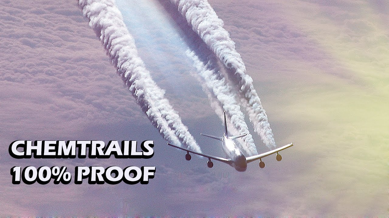 Chemtrails | 100% Proof | Geoengineering ▶️️