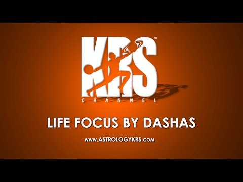 Life Focus with Dasha system in Vedic Astrology with Live readings