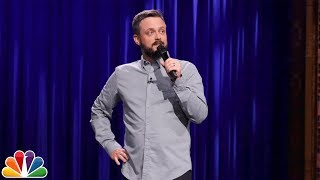 connectYoutube - Nate Bargatze Stand-Up