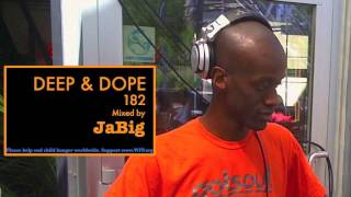 Beach Party Music Mix by JaBig (2013 Afro Latin Brazilian House DJ Club Set) - DEEP & DOPE 182