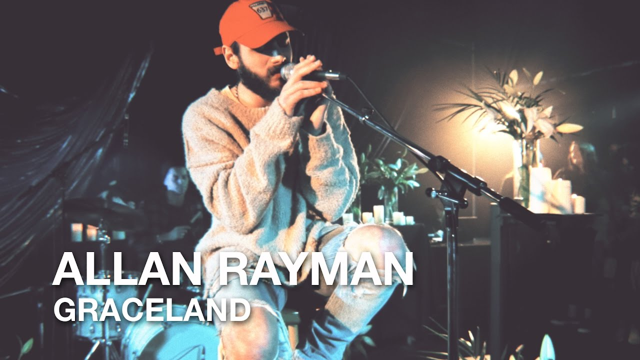 Allan Rayman Graceland Acoustic Live In Concert Chords Chordify