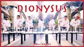 [KPOP AT UCLA] KBM Dance | BTS (방탄소년단) 'Dionysus' Dance Cover 댄스 커버