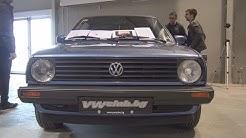 Volkswagen Golf Mk2 10 millionen (1988) Exterior and Interior