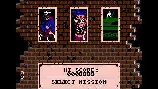 The Punisher - Punisher, The (NES) - Vizzed.com GamePlay - User video