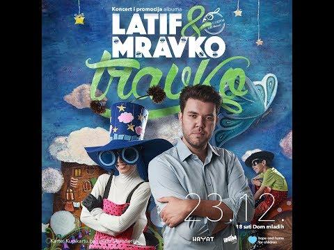 "Latif i Hana -  ""Mravko Travko""  (Official video, ""Hvala mama"" 2017.)"