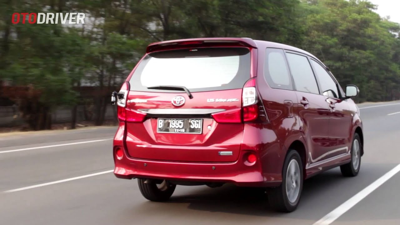 dimensi grand new avanza all camry hybrid review toyota veloz 2015 indonesia otodriver