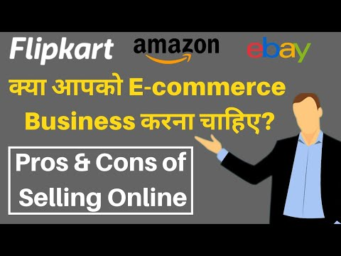 Advantages And Disadvantages Of Ecommerce - Is Selling On Online Worth It