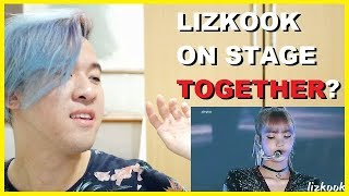 Baixar [LIZKOOK] BTS Jungkook x BLACKPINK Lisa moments i think about a lot REACT | BTS x Blackpink Reaction