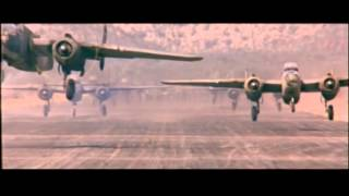 Plane Porn  North American B25 Mitchell  take off from Catch 22