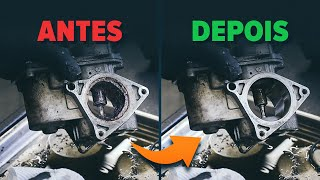 Trocar Filtro de ar do habitáculo Peugeot 208 1 1.4 HDi - substituição truques