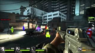 Left 4 Dead 2 - Teletubbies mod