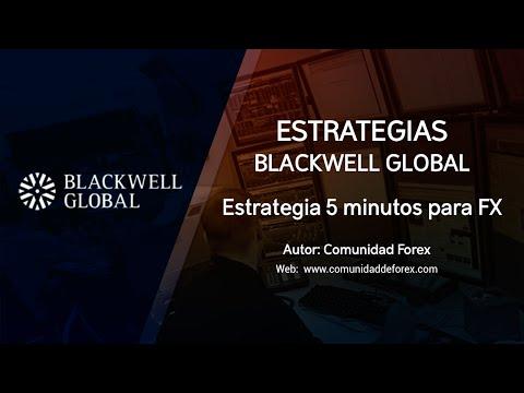 Estrategia forex 5 minutos