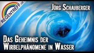 Das Geheimnis der Wirbelphänomene in Wasser (Jörg Schauberger)