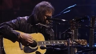 Neil Young - Needle And The Damage Done [Unplugged]
