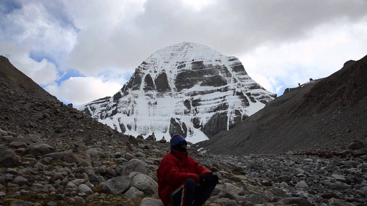 Mount kailash om namah shivaya youtube - Kailash mansarovar om ...