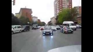 BMW кортеж на свадьбу в Турции, Кортеж в Турции, Турецкий свадебный кортеж, Турецкая свадьба