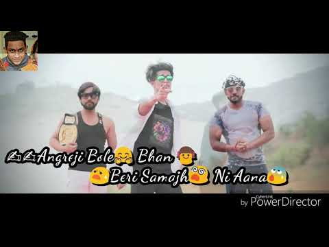#The Haryanavi Mashup 2 Lyrics Rap