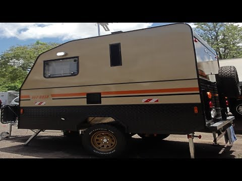 (R$88.000,00) Trailer Off Road, Home Trailer, Modelo Valent, 2017 (Expo Motorhome Show, 2017)