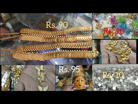 Fancy Store Materials|Aari Work & Hand Embroidery Materials|Laxmi Devi Faces| Jewellery Making Items