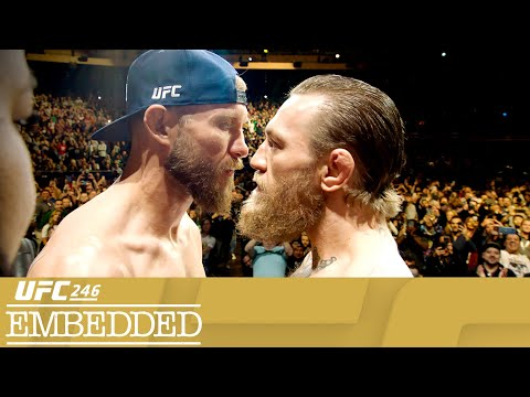 UFC 246 Embedded: Vlog Series - Episode 6