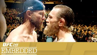 Download UFC 246 Embedded: Vlog Series - Episode 6 Mp3 and Videos