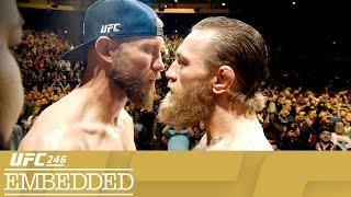 UFC 246 Embedded: Vlog Series - Episode 6