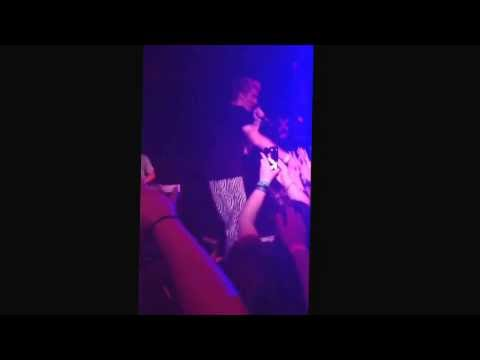 Aaron Carter I'm All About You 9/8/13 Club...