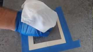 Asbestos in Settled Dust: Sampling Instructions