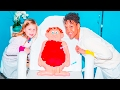 ASSISTANT Doctor Operation Play Doh Surprise Toys Video