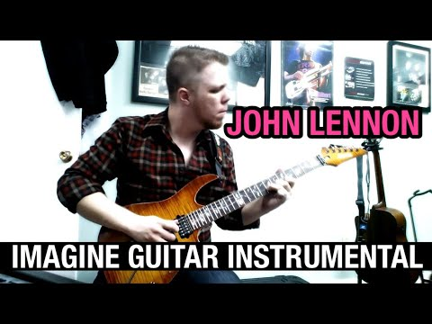 Chris Feener - Imagine (John Lennon) Instrumental Cover