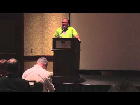 2013 Annual Christians in Commerce (CIC) Conference - Stieg Strand - Personal Testimony