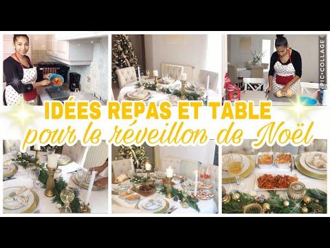 ✨repas-et-dÉcoration-de-table-pour-le-rÉveillon-de-noËl-//-recette-et-idÉes-//-noËl-2019//-lovelylou
