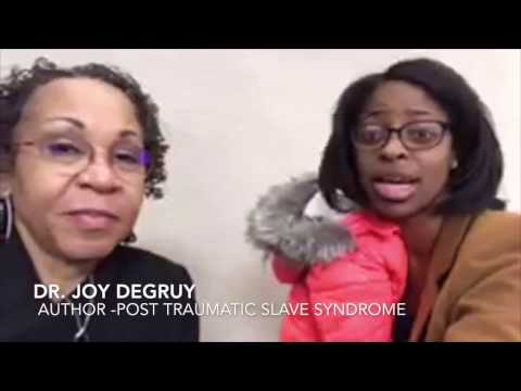 Dr Joy Degruy on Maternal health & Infant Mortality  in the African American Community &