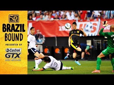 Brad Evans and Mo Edu break down Belgium | Brazil Bound