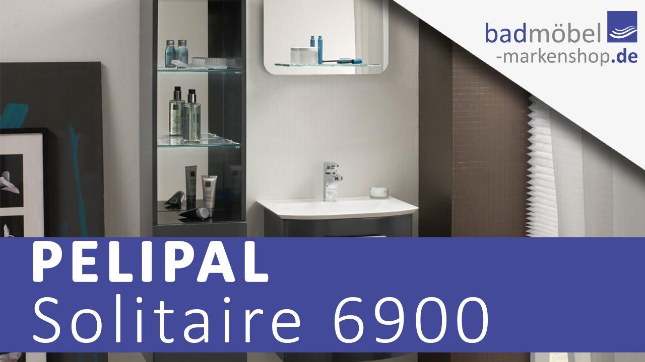 Pelipal Solitaire 6900 Badmöbel - YouTube