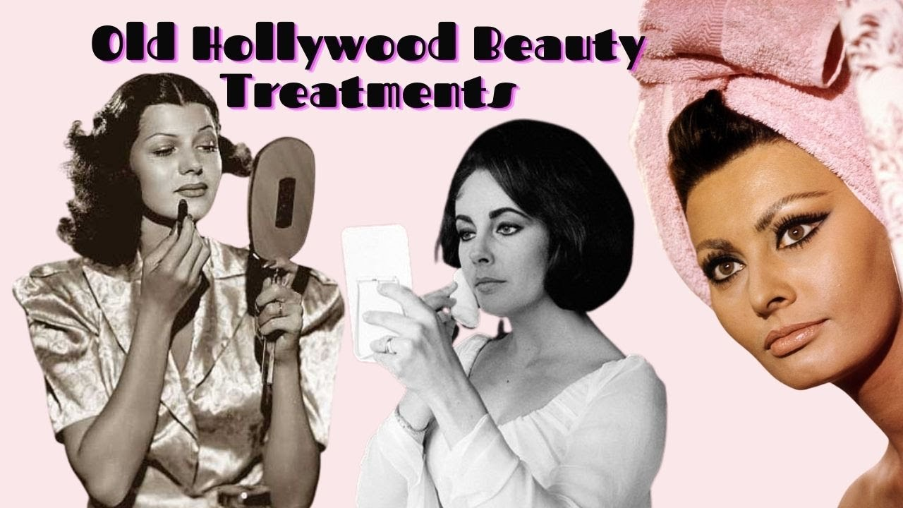 DIY Beauty Treatments Inspired by Old Hollywood Legends
