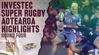 ROUND 4: Chiefs v Hurricanes (Investec Super Rugby Aotearoa)